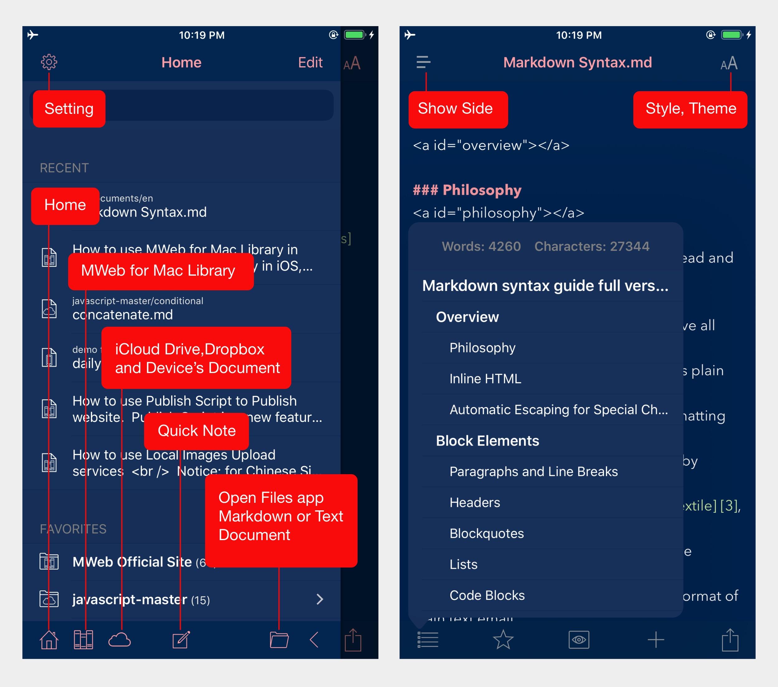 MWeb for iOS 3 0 0 release! - MWeb